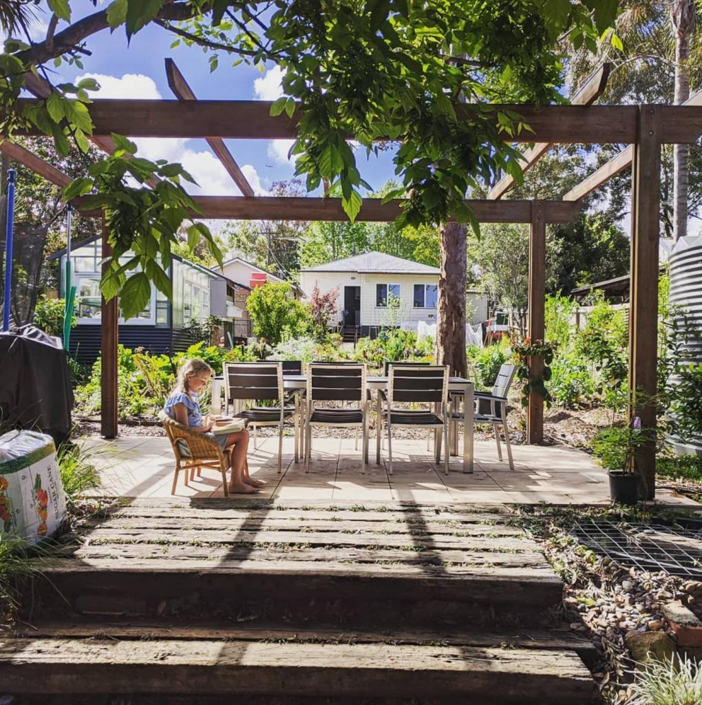 Sydney Edible Garden Trail - Highland urban farm