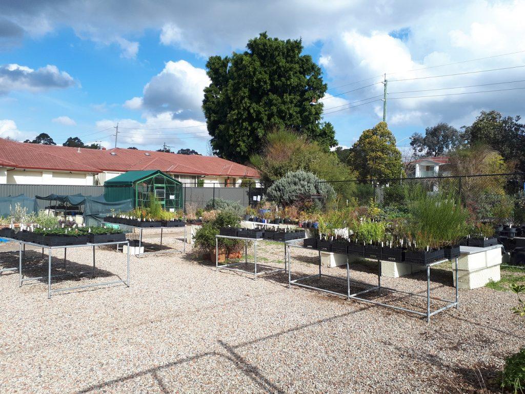 Sydney Edible Garden Trail - The Habitat community garden