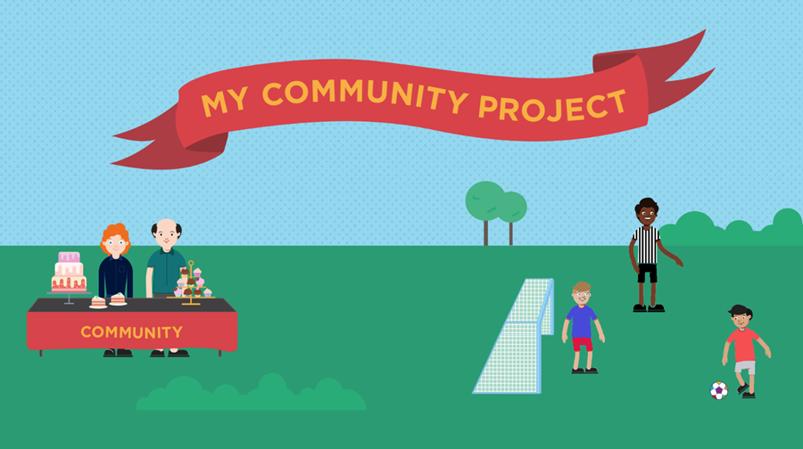 My Community Project