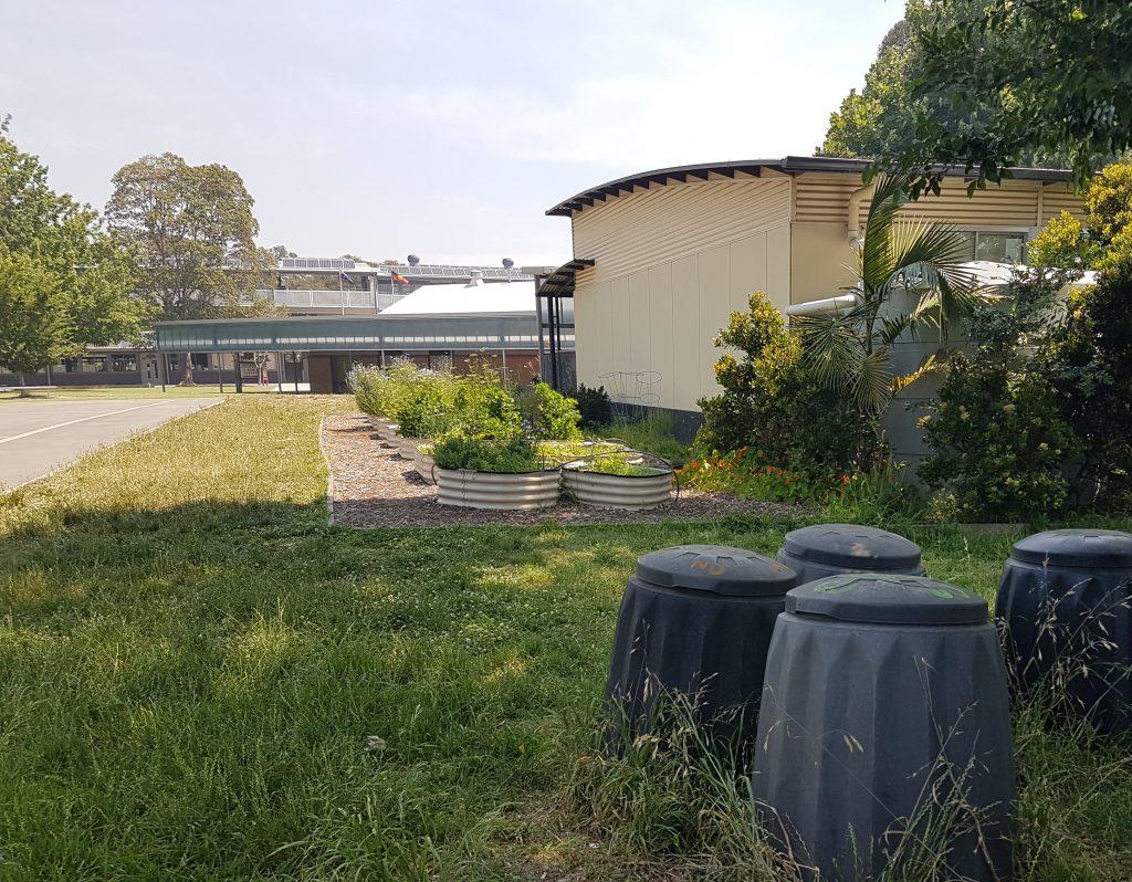 Sydney Edible Garden Trail - Mowbray Public School edible garden
