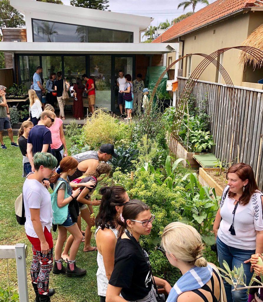 Sydney Edible Garden Trail - Northern Beaches edible garden