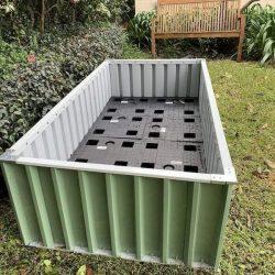 steel-beds