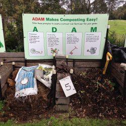 ADAM-composting